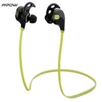 Mpow Swift Bluetooth 4 0 Wireless Earphones Sport Headphones Sweatproof Running Gym Exercise APT X Bluetooth
