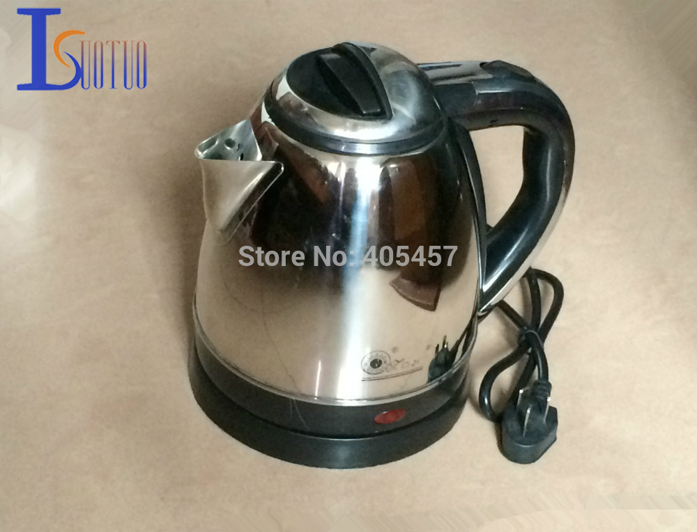 ZM-180B   fast electric kettle, stainless steel electric tea pot   220V 1800W   1.8L