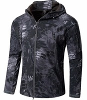 무료 배송 최고 품질 전술 군사 재킷 남성 방수 방풍 재킷 13 색상 크기: XS-3XL 16 컬러