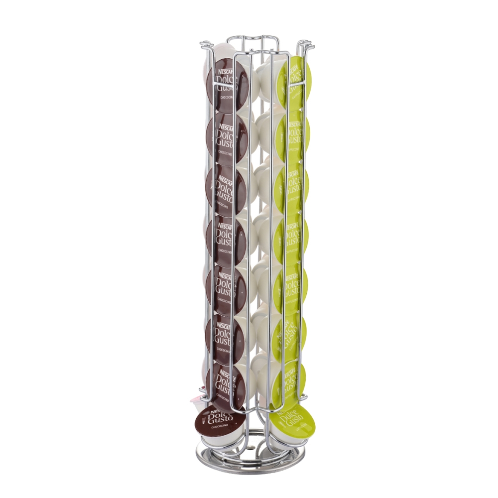 1PC-Coffee-Pod-Rotating-Holder-Rack-Capsule-Stand-Tower-for-Dolce-Gusto-32-Capsules