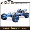 1/5 ventas 30.5cc coche RC Rovan Baja 5B con 2.4 G 3 canales controlador
