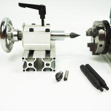 Mini DIY CNC osi 4th osi obrotu z uchwytu dla frezarki cnc router drewna