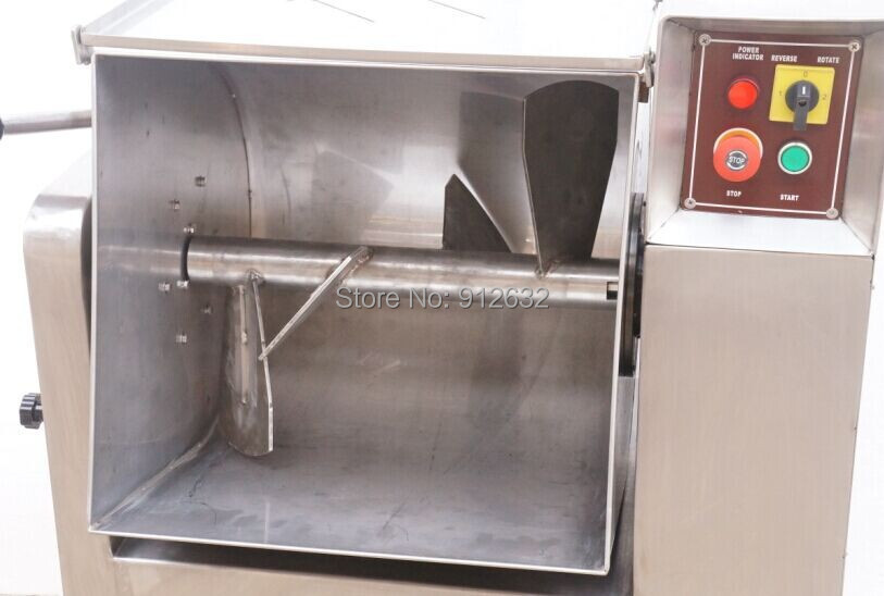 commercial meat grinder mixer low price horizontal stuffing mixer meat mixer blender - Meat Mixer