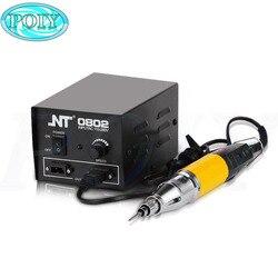 NT-0820 DC Alimentado Elétrica Chave De Fenda 800 + fonte de Alimentação Pequena
