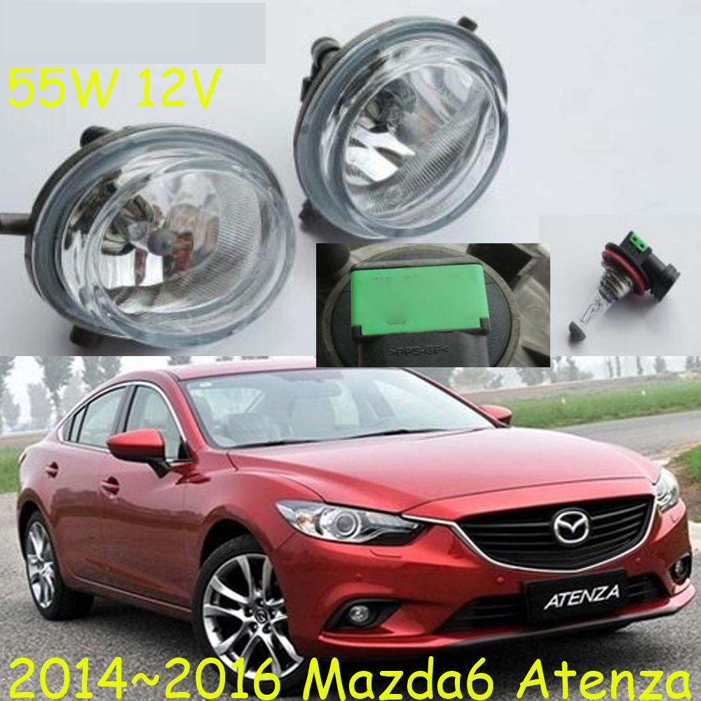 2014~2016 Mazd6 Atenza fog light,Free ship!halogen,CX-5 FOG.4300K,Atenza headlight,MX-3,CX-3,CX-5,axela,Mazd6 Atenza day lamp mazd6 atenza taillight sedan car 2014 2016 free ship led 4pcs set atenza rear light atenza fog light mazd 6 atenza axela cx 5