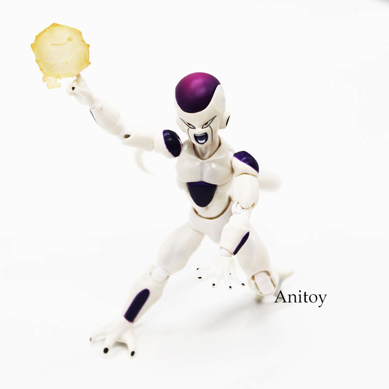 Anime SH S.H.Figuarts Dragon Ball Z Final Form Frieza Figurine Dragon Ball Freeza PVC Action Figure Collectible Model Toy 12cm anime dragon ball z shf frieza freeza the final form pvc action figure collectible model kids toys doll free shipping