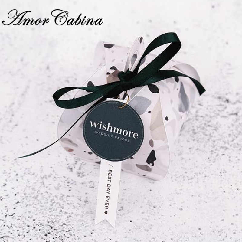 30pcs European style hand-made gift small fresh wedding like candy box birthday party party supplies chocolate box gift