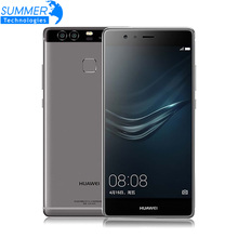 "Original Huawei P9 New Phone 4G LTE Android 6.0 EMUI 4.1 Kirin 955 3G RAM 32GB ROM Octa Core 5.2"" FHD 1080P 12MP 1920X1080"
