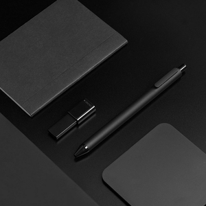 Image 4 - Kaco 펜 0.5mm 코어 내구성 서명 펜 리필 검정 잉크