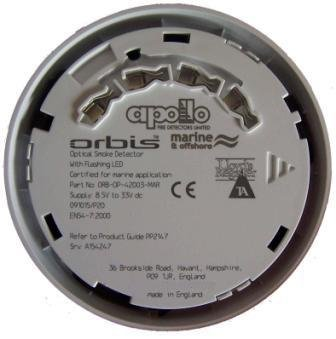 Aliexpress : Buy Orbis Marine Optical Smoke Detector