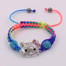 Bead Bracelet 1PC hello kitty kids