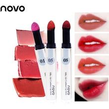 Novo bite makeup lip gloss air cushion lipstick pencil waterproof long lasting s