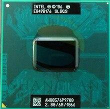 Intel cpu ordinateur portable Core 2 Duo P9700 SLGQS PGA478 CPU 6 M Cache/2.8 GHz/1066/Double-Core Ordinateur Portable processeur pour PM45 GM45
