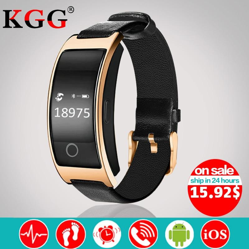 CK11S Smart Bluetooth Bralecet Blutdruck Herz Rate Monitor Armband Fitness Tracker Armband Passometer Armband