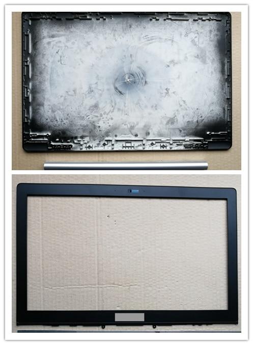 New laptop lcd painel frontal tampa moldura da tela para ASUS N550J N550JL N550JV N550JK N550 G550 Q550 13N0-P9A0B01 13NB00K1AP0101