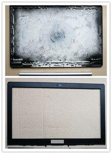 Novo portátil lcd moldura frontal capa quadro de tela para asus n550jl n550jv n550jv n550jk n550 g550 q550 13n0-p9a0b01 13nb00k1ap0101