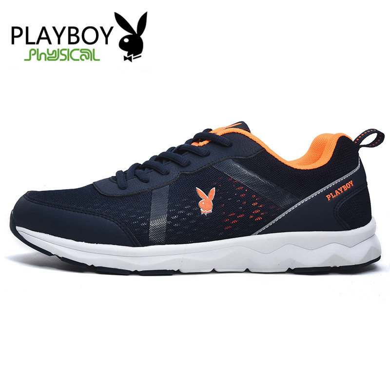 7e3d4d8043e PLAYBOY men casual shoes zapatillas mujer 2016 hot fashion flat with men s  shoes tenis fashion style mesh shoes man
