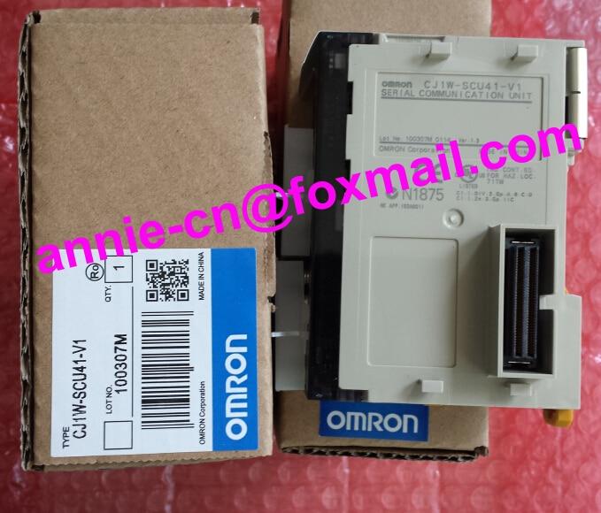 CJ1W-SCU41-V1   Serial communication unit cj1w scu41 v1 omron plc module cj1w scu41 v1 1pc used for communication unit cj1w scu41 v1 tested cj1wscu41v1
