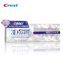 Crest Brilliance Toothpaste whitening toothpaste Gum Care White Tooth Paste  116gx1