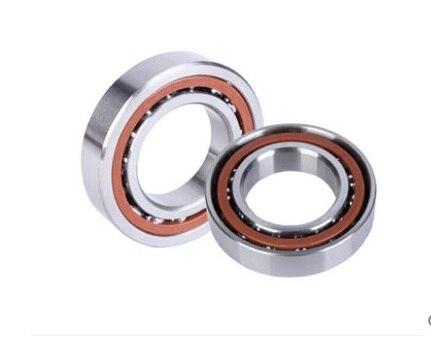 Gcr15 7220 AC P0 = ABEC-1 7220 AC P5 = ABEC-5 (100x180x34mm) roulements à billes à Contact oblique de haute précision