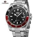 Relógio Top de luxo da marca Relógios Mecânicos automáticos dos homens do mundo famosa marca masculino relógio relogio masculino Relógio de Pulso