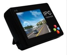 IPC-1600 3.5 inch CCTV Onvif IP Camera Tester Touch Screen Video Monitor PTZ/WIFI/FTP Server/IP Scan/Port Flashing/DHCP asmile