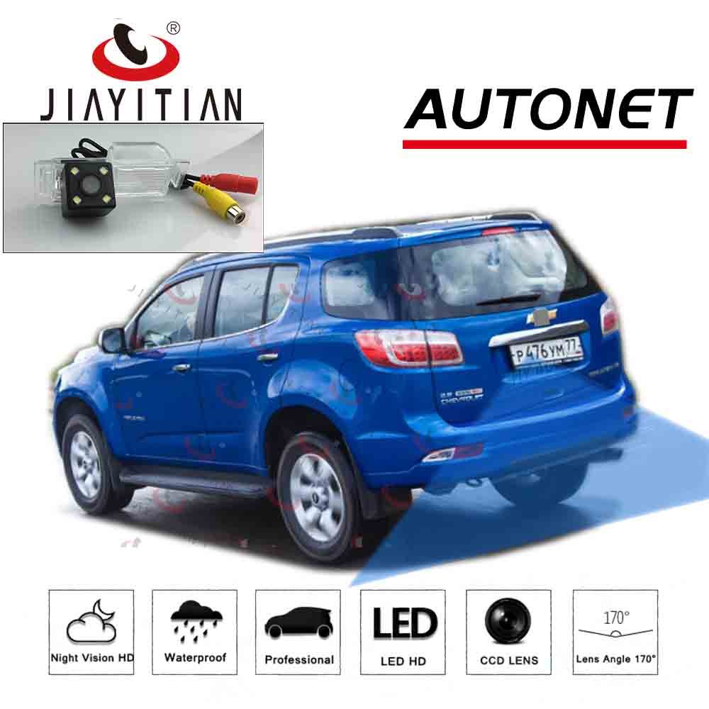 JiaYiTian Rear View Camera For Chevrolet Trailblazer II 2012 2013 2014 2015 2016 2017/Night Vision/Backup Camera/Reverse Camera