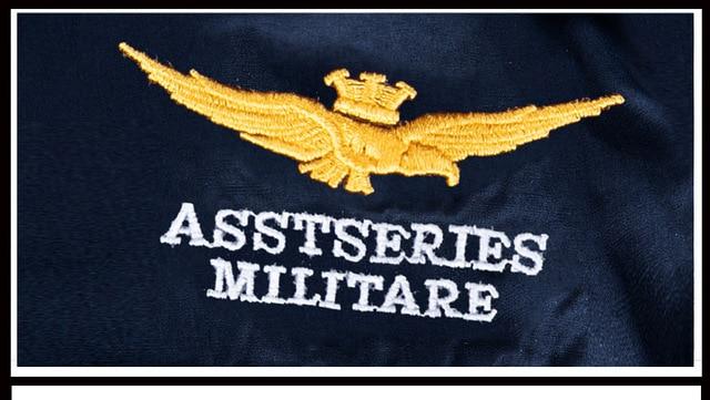 2018 shirt air force one men shirt long sleeve slim fit aeronautica militare men dress shirt 4XL camisas hombre camisa masculina 5