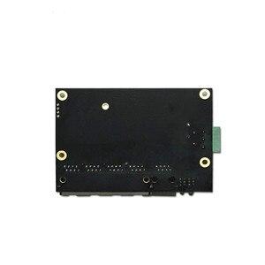 Image 3 - Conmutador ethernet Industrial de 5 puertos, conmutador Ethernet no gestionado de grado industrial con 5 puertos Ethernet adaptables de 10/100 M