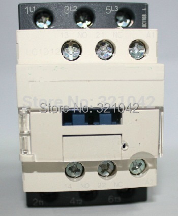 high quality LC1-D40 40A Ac contactor with sealed coil,24V/110V/220V/230V/380V/400V/415V,100% new free shipping high quality motor starter relay cjx2 6511 contactor ac 220v 380v 65a voltage optional lc1 d