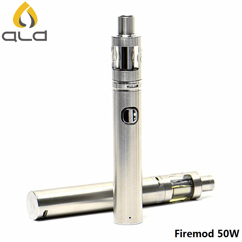 ALD AMAZE FIREMOD 50w metal ego vape pen starter Kit with 2ML Atomizer and 1500mah Battery Vaporizer Electronic Cigarette