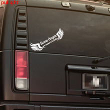SOME ANGELS ARE MEANT TO BE FALLEN Sticker Car Goth Vinyl Cute Gift Decals