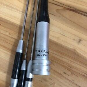 Image 2 - Diamante sg7900 antena para móvel walkie talkie 144/430mhz SG 7900 alto dbi ganho antena de rádio do carro forte antena base de sinal