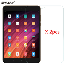 BINFUL 2 шт 0,3 мм 9H Защита экрана для Xiao mi Pad 7,9 1 2 3 планшета закаленное стекло mi pad mi Pad 4 8,0 Plus 10,0 пленка