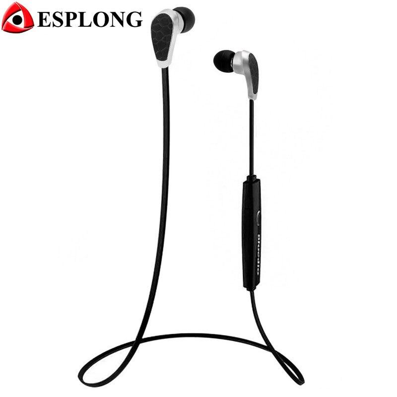 Original Bluedio N2 Bluetooth 4.1 Earphone HIFI In Ear Earbud Headphone Wireless Sports Stereo Sweatproof Headset