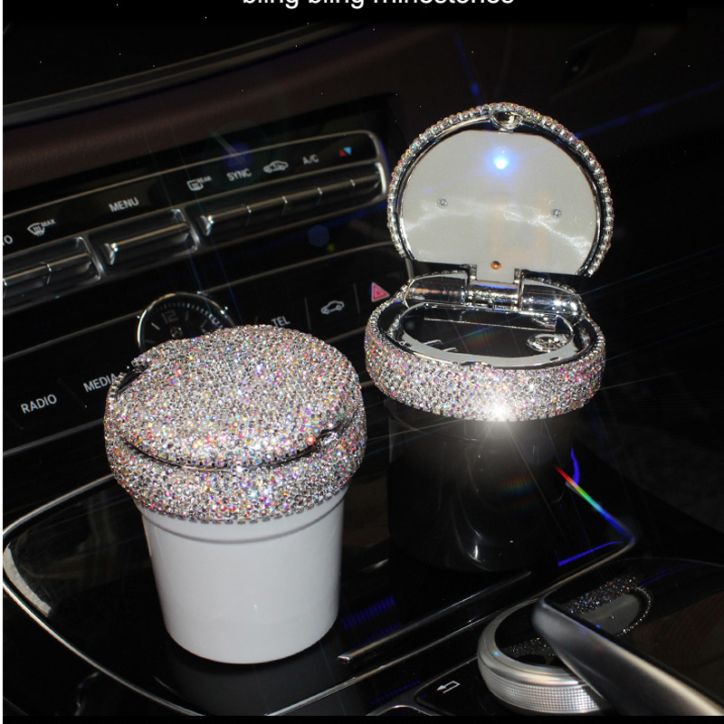 Portable-Car-ashtray-with-Led-Light-Crystal-Bling-Bling-Rhinestones-Car-Ash-Tray-Ashtray-Storage-Cup-Holder-for-Girls-1