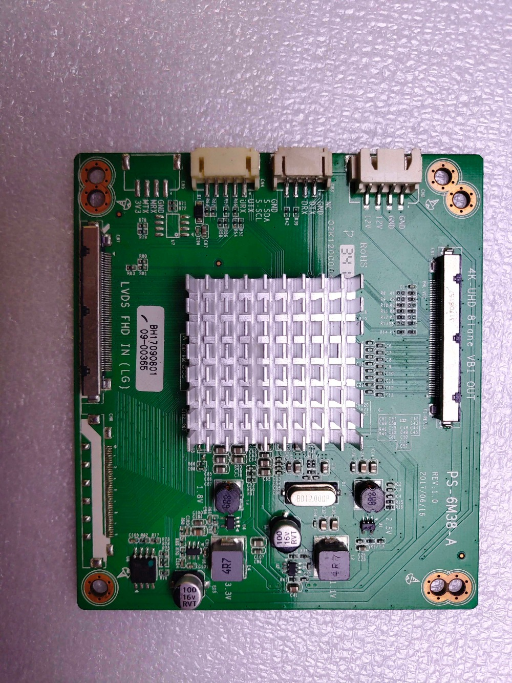 PS-6M38-A/PS-7233-B Good Working TestedPS-6M38-A/PS-7233-B Good Working Tested