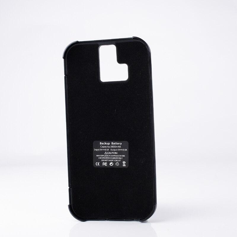 imágenes para Para HTC Uno M8 3800 mAh Recargable Banco de la Energía Del Cargador de Batería Externa Cubierta de la Caja Para HTC Uno M8 de Copia de seguridad caso