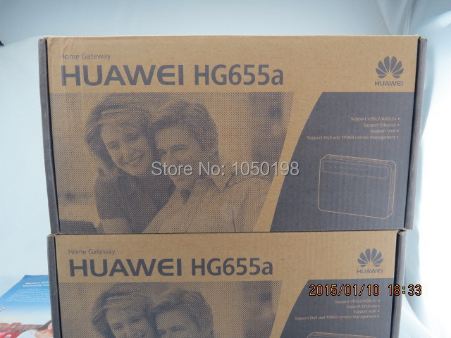 New Huawei HG655A VDSL2/ADSL2 moden/router new in box unlocked huawei hg552d adsl2 moden router