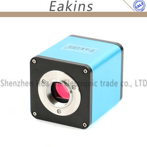 Image 3 - Otomatik odaklama SONY IMX290 Sensör 1080 P HD 60FPS HDMI Sanayi Video Mikroskop Kamera + 130X Zoom c mount Lens PCB için SMT Tamir
