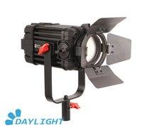 1 шт., френель 60 Вт, безвентиляторный Фокусируемый светодиодный дневной свет