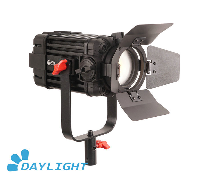 1 Pc CAME TV Boltzen 60w Fresnel Fanless Focusable LED Daylight B 60-in Photo Studio Accessories from Consumer Electronics