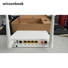 GPON ONU ONT 3FE+ 1GE+ Тел+ USB+ wifi оптический сетевой терминал