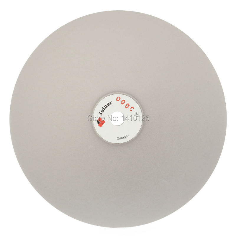 8 colių 200 mm švitrinis 60-3000 nerūdijančio plieno deimantų - Abrazyviniai įrankiai - Nuotrauka 3
