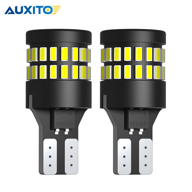 2PCS W16W <font><b>led</b></font> Canbus T15 NO OBC Error 921 912 Car Backup Reserve Lights Bulb for <font><b>BMW</b></font> e46 e90 e60 <font><b>e36</b></font> x5 e53 e70 f30 e61 e39 image