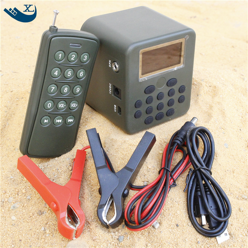 Mp3 Bird Caller Hunting Bird Sound Loud Speaker Amplifier 200 Bird Sounds Hunting Decoy Free Bird Calls With Remote Control
