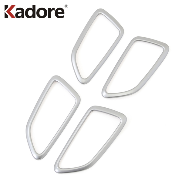 SF Sales USA Chrome Bed Rail Cap Cover Inserts for Sierra 2014-2018 ABS Letters Not Decals