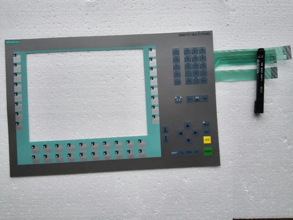 MP377 12 6AV6 644 0BA01 2AX1 6AV6644 0BA01 2AX1 Membrane Keypad for HMI Panel repair do