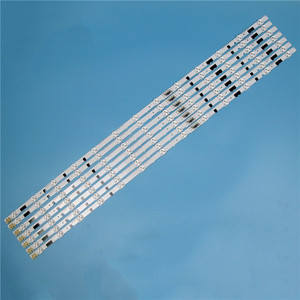 Image 5 - 832 مللي متر 14 قطعة/مجموعة LED صفيف القضبان لسامسونج UE40F6100AW UE40F6100AK 40 بوصة التلفزيون الخلفية LED قطاع ضوء مصفوفة مصابيح العصابات