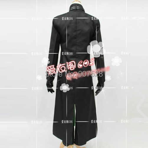 darker than black hei schwarz langen mantel cosplay